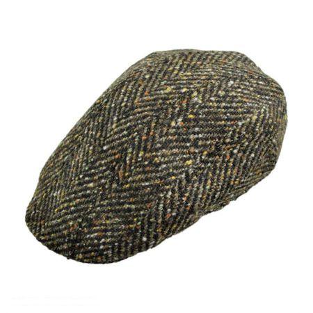 Stetson Wool Herringbone Ivy Cap