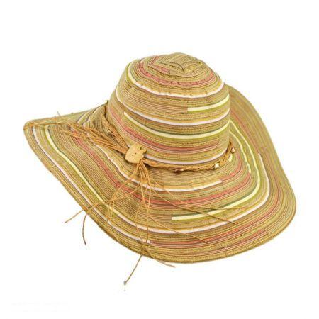 sur la tete Santa Cruz Sun Hat
