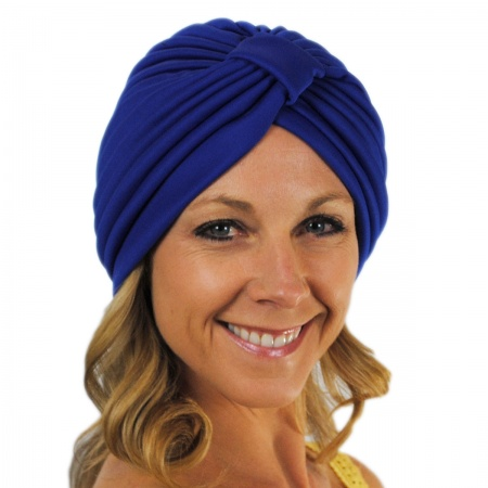 sur la tete Soft Poly Turban