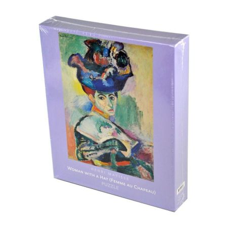 The Met Henri Matisse Woman with a Hat Puzzle