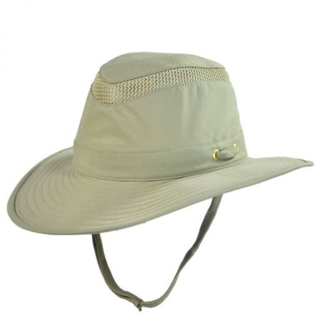 LTM6 Airflo Hat - Khaki/Olive alternate view 6