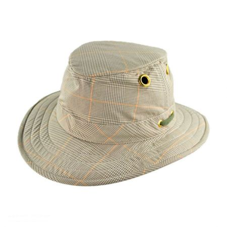 Tilley Endurables T5CN Plaid Hat