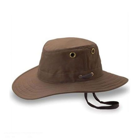 TWC4 Waxed Cotton Outback Hat