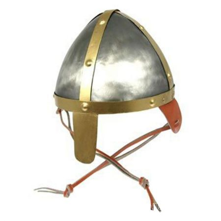 VikingHelmets.com Helmet with Nose Plate