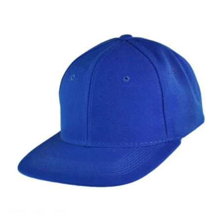 Six-Panel Snapback Baseball Cap alternate view 2