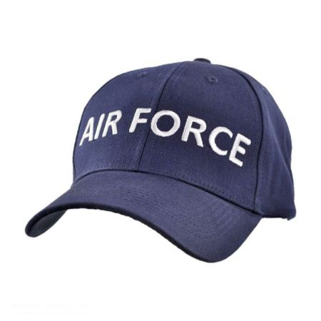 Village Hat Shop Air Force Snapback Baseball Cap
