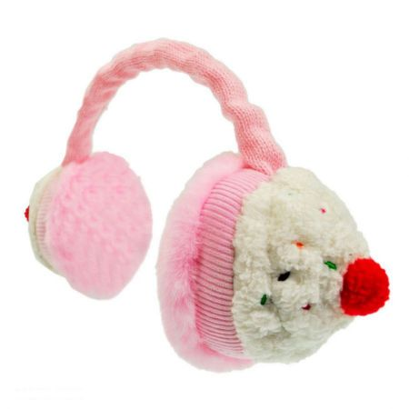Village Hat Shop Cupcake Earmuffs
