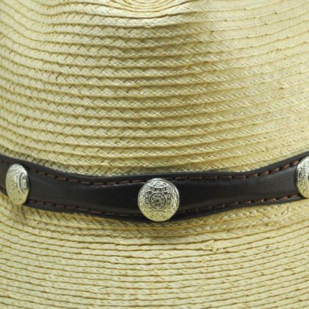 Village Hat Shop Disc Stud Hat Band