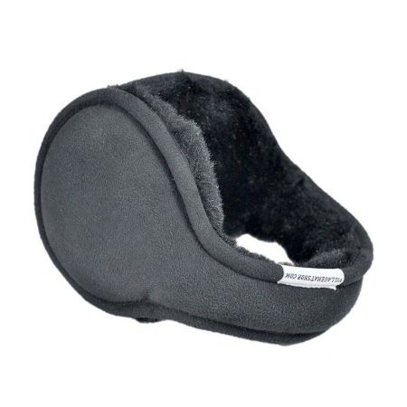 Faux Suede Backwear Earmuffs