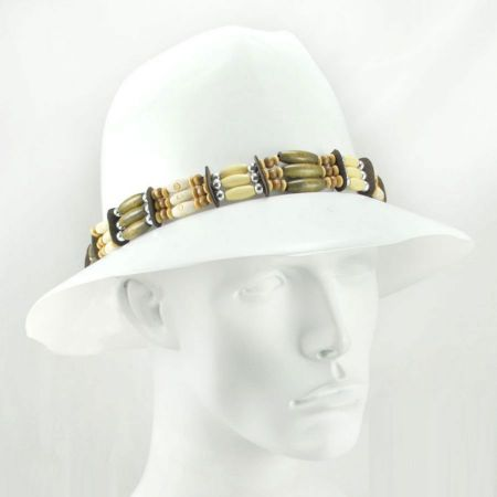 Julian Bead Hat Band