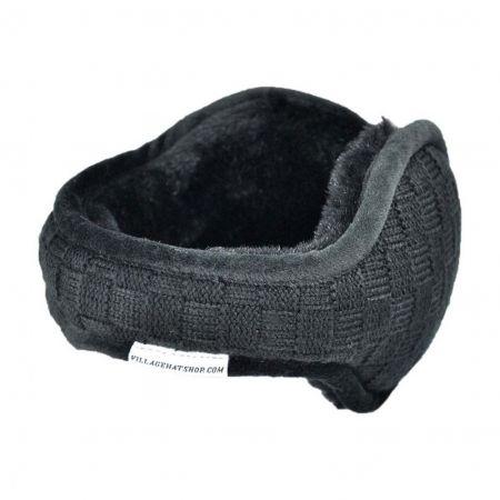 Knit Backwear Earmuffs