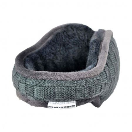 Village Hat Shop Knit Backwear Earmuffs