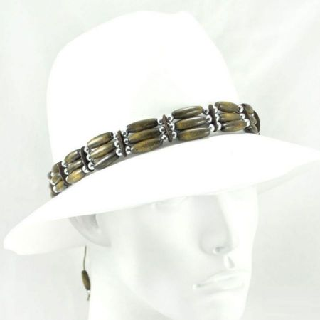 Village Hat Shop Kona Bead Hat Band