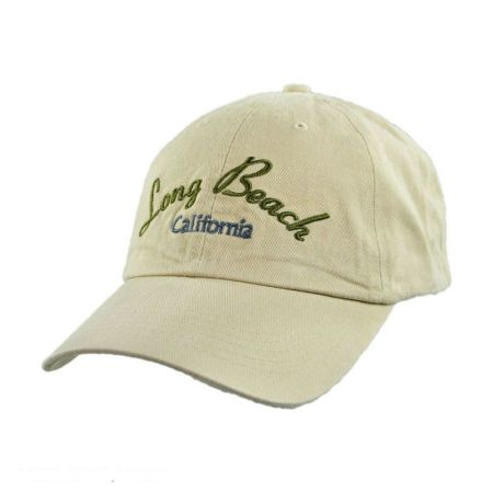 Village Hat Shop - Long Beach Baseball Cap