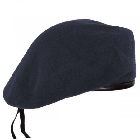 0a892f0b Wool Beret at Village Hat Shop