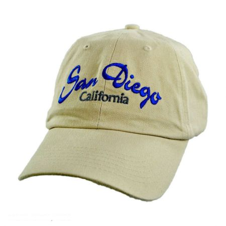 Village Hat Shop - San Diego Baseball Cap