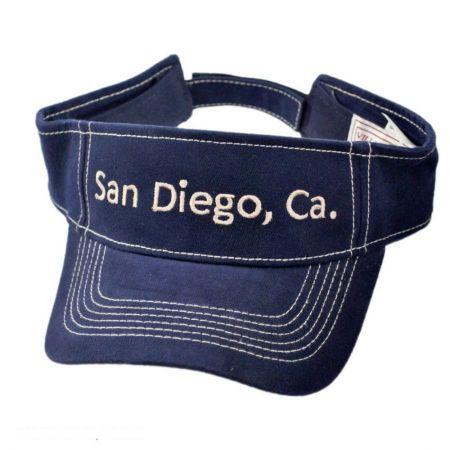 San Diego, CA Visor