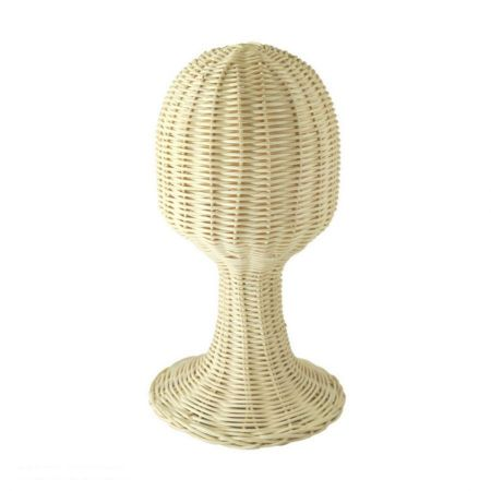 Village Hat Shop Straw Hat Display - Medium