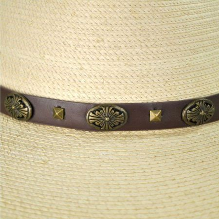 Village Hat Shop Stud Conch Hat Band