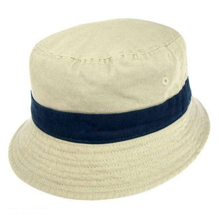 Two Tone Bucket Hat