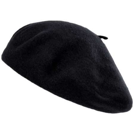 Village Hat Shop Kids' Classic Wool Beret