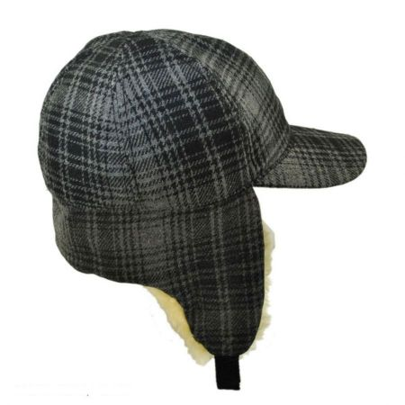 Woolrich 503 Hunt Ball Cap with Earflaps
