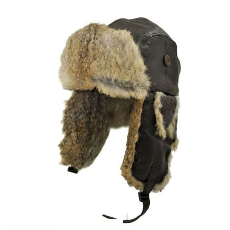 Woolrich Lambskin Trapper Hat