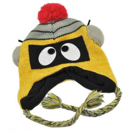 Yo Gabba Gabba Plex Peruvian Beanie Hat