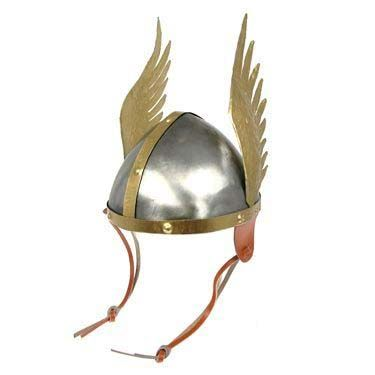 Helmet With Wings