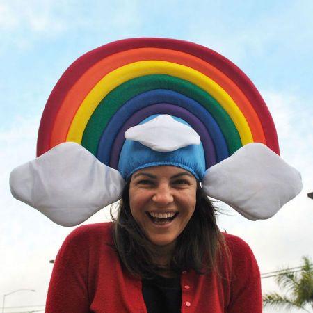 Rasta Imposta Rainbow Hat