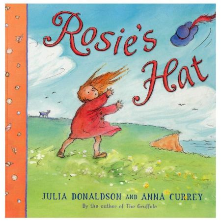 Rosie's Hat by Julia Donaldson [PaperbackBook]