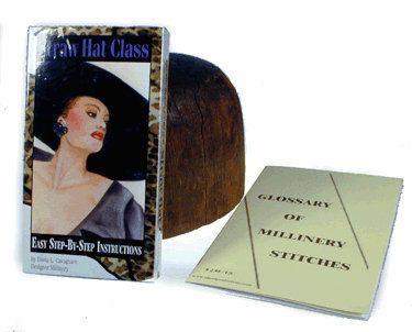 Diana Cavagnaro Straw Hat Class DVD