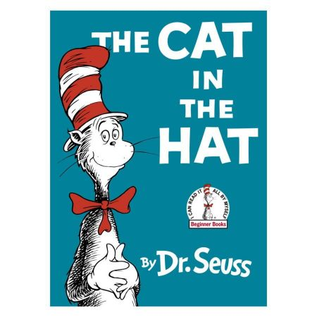 The Cat in the Hat by Dr. Seuss [Hardcover Book]