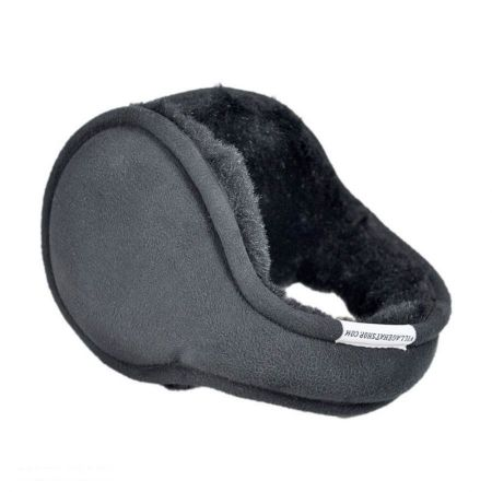 B2B Faux Suede Backwear Earmuffs