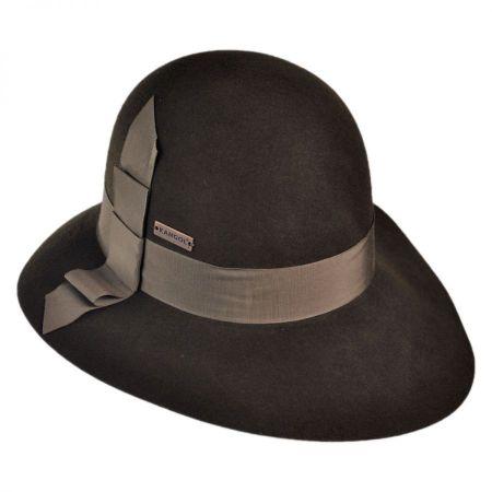 Tail Asymmetrical Diva Hat