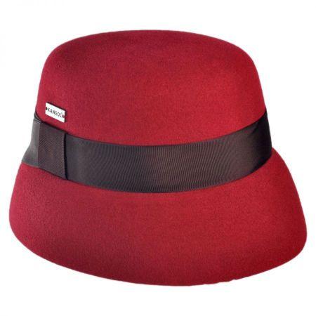 Kangol Tail Cora Cloche Hat