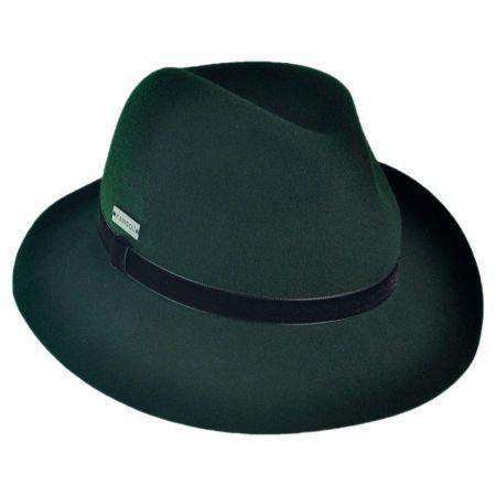Kangol Lite Felt Vaulted Trilby Hat