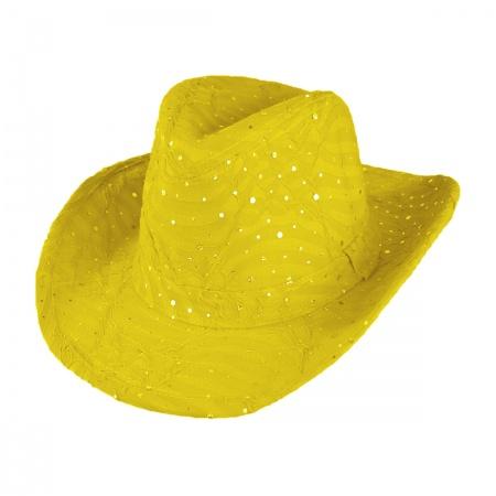 Jewel Western Hat