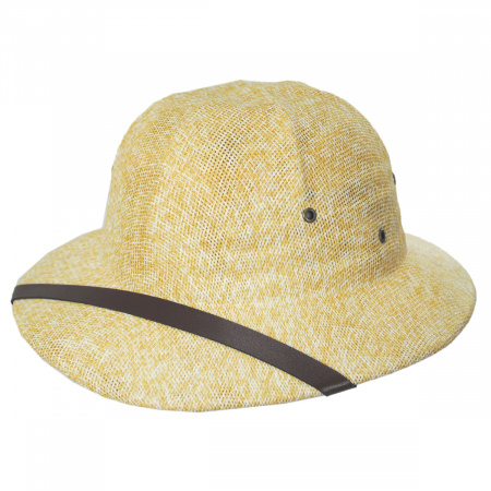 Toyo Straw Pith Helmet alternate view 5