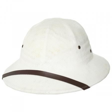 Village Hat Shop Toyo Straw Pith Helmet
