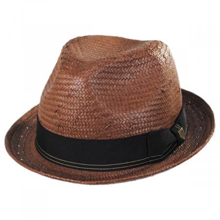 Castor Toyo Straw Fedora Hat alternate view 11