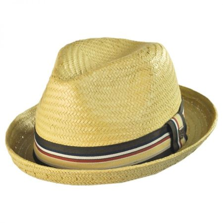 Castor Toyo Straw Fedora Hat alternate view 34