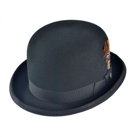 Stetson Fur Felt Derby Hat