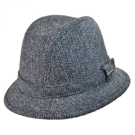 Harris Tweed Walker Hat