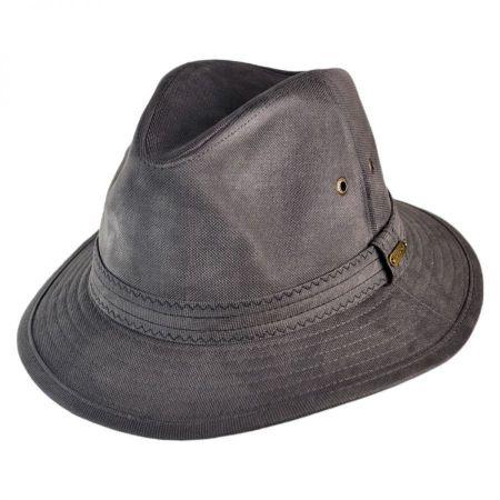 Stetson Wax Cotton Safari Hat