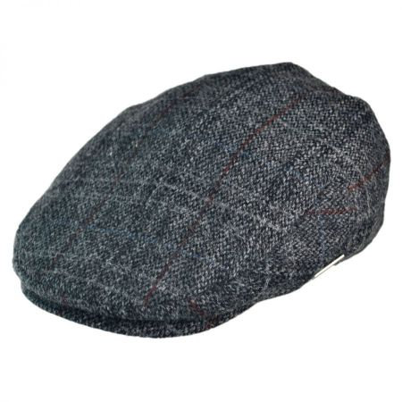 Stetson Harris Tweed Ivy Cap