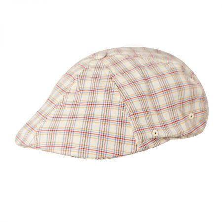 Kangol Samuel L. Jackson Golf 504 Links Check Ivy Cap