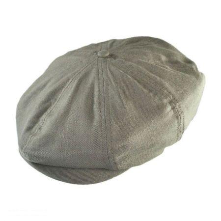 Brood Twill Newsboy Cap