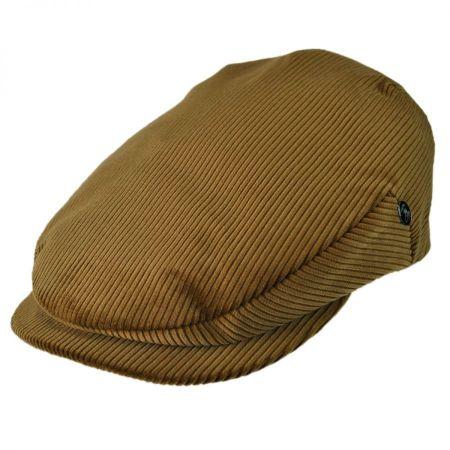 Corduroy Strap Back Ivy Cap