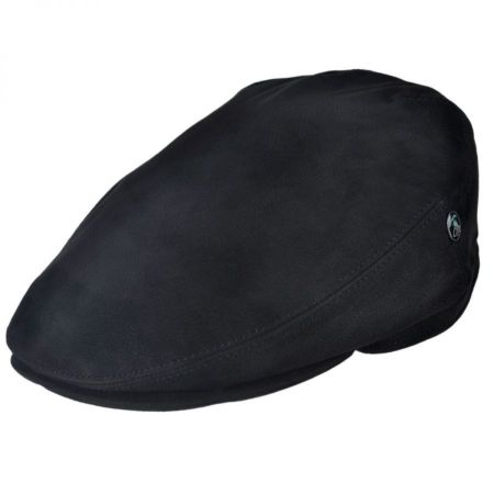 City Sport Caps Matte Nappa Leather Ivy Cap
